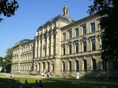 University of Erlangen-Nuremburg Bavaria, Germany. If I had stayed. Would I have graduated from here? Beautiful Castles, Most Beautiful, London School Of Economics, Life Plan, Bavaria Germany, Study Abroad, Germany Travel, The Past, Germany