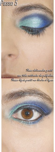 My favorite eye shadow color for years in the early 70's...I was cool like that!