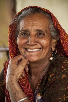 Praveen Chandra posted this picture to National Geographic's Your Shot photo community. Check it out, add a comment, share it, and more. Most Beautiful Faces, Beautiful Smile, Beautiful People, Beautiful Women, People Photography, Portrait Photography, Old Faces, Shot Photo, Ageless Beauty