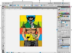 Illustrator Workspace Basics - http://helpx.adobe.com/illustrator/using/workspace-basics.html