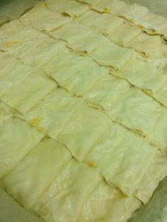 su böregi tadında nefis bir börek...hemen tarife geçelim ;   Kolay Su Böreği     Malzemeler:  6 tane hazır yufka  1 su bardağı süt  1 su b...