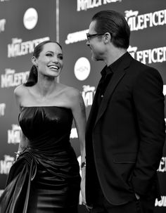 Buzzing: Angelina Jolie and Brad Pitt Open Up About Their Marriage in an Honest Joint Interview& Brad And Angelina, Brad Pitt And Angelina Jolie, Angelina Jolie Photos, Jolie Pitt, Le Jolie, Celebrity Couples, Celebrity News, Celebrity Style, Star Wars