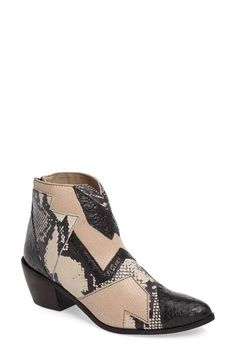 Amuse Society x Matisse Last Call Patchwork Bootie (Women)