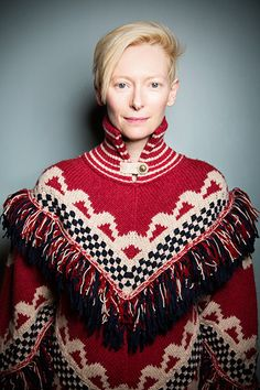 The Oddly Comforting Daily Life of Tilda Swinton - Esquire