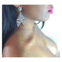 Statement Earrings available online at www.Sch-RelDesire.com #StatementJewelry #Statementearrings