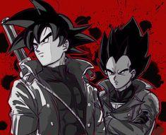 Goku And Vegeta, Son Goku, Dragon Ball Z, Hottest Anime Characters, Aesthetic Anime, Geek, Hot Anime, Universe, Android