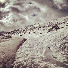 Neve a #Bruncuspina (NU)  #sardegna #sardinia #fonni #snow #italy