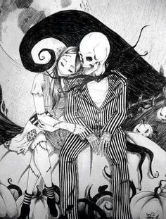 The Nightmare Before Christmas....