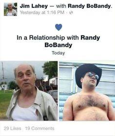 Trailer Park Boys Meme Facebook by Dan Rowell Randy BoBandy Mr. Lahey