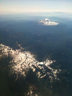 Cascade Mountains.