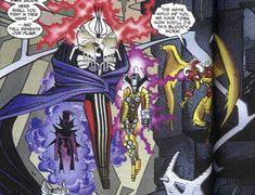 Dark Gods (Thor foes)