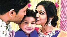 Allu Arjun Arrival of Their Second Baby