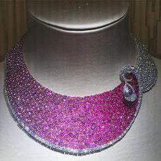 Boghossian Jewels. #diamond#hautejoaillerie#highjewelry#joyeria#joyas#bijoux#espritjoaillerie#patrimoinejoaillerie@boghossianjewels @labiennaleparis