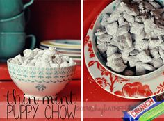 Thin Mint Puppy Chow Recipe, Nestle Girl Scout Cookies