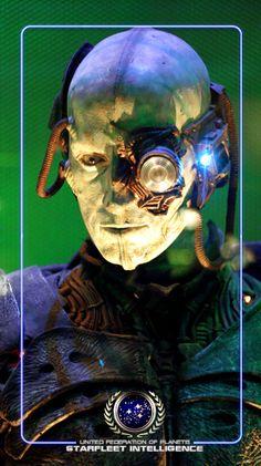 #STARFLEET INTELLIGENCE | #Borg Drone | #StarTrek