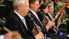 Marcha Radetzky - Concierto Año Nuevo Viena 01.01.2016