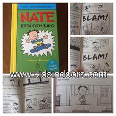 KIDS INDOORS: Nate - está com tudo e Nate -  vai para o tudo ou ...
