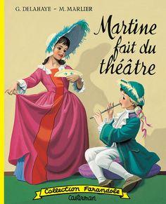 Martine fait du theatre