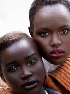 Alluring Beauty: Ataui and Ajak... Can they get anymore beautiful !