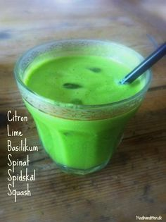 Grøn juice LCHF