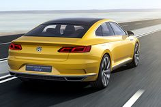 2016 VW Sport Coupe GTE - http://www.carstim.com/2016-vw-sport-coupe-gte/