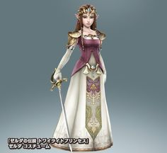 princess | Hyrule Warriors Getting Twilight Princess DLC Costumes in Japan ...
