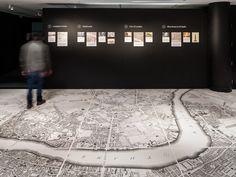 Georgians Revealed exhibition by Urban Salon, London - UK