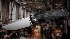 LionSTEEL выпустила складной нож SR-11 новое поколение популярной модели SR-1