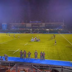 Great win and superb defence for @mts_rugby vs Habs at Allianz Park tonight. Well done boys!