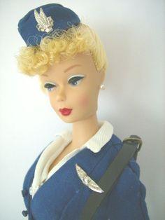 Barbie - American Airlines stewardess