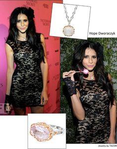 Celebrities love Tacori, you should too! #lucido #jewelry #fashion #accessories #tacori #yesplease