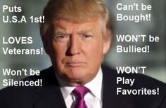 Trump......I AGREE.......AMEN TO THIS ONE BROTHERS AND SISTERS........VOTE TRUMP PEOPLE.!!!!!!!!