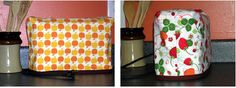 Sewing for the Home ~ Reversible Appliance Covers « Sew,Mama,Sew! Blog