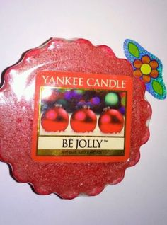Yankee Candle Be Jolly