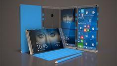 El Surface Phone, ¿8GB de RAM y 500GB de almacenamiento?