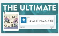 Visualistan: The Ultimate Social Media Guide To Getting A Job [...