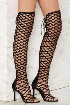 Schutz Karlyanna Suede Heel - Shoes | Heels (affiliate)