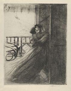 Paul-Albert Besnard | Love | The Met