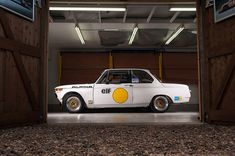 BMW 2002 tii Racecar | Shot for BMW Car | Steve Hall | Flickr