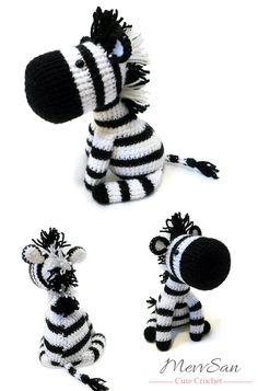 Crochet pattern pdf amigurumi zebra amigurumi pattern cute find this pin and more on mammal amigurumi amigurumi zebra dt1010fo