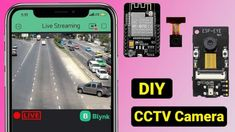 Cctv Camera For Home, Online Video Streaming, Iot Projects, 1 Live, Home Security Systems, Sd Card, Getting Things Done, Diy, Bricolage