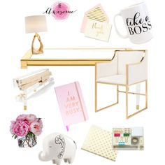5.20 by jennifer-heath on Polyvore featuring polyvore interior interiors interior design home home decor interior decorating Jayson Home Worlds Away AERIN Moon and Lola Kate Spade ban.do