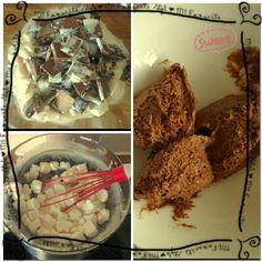 Welke vrouw houdt er nu niet van chocolade?! Dit is een recept voor een heerlijke chocolademousse. Goedkoop en makkelijk te maken. dat wordt smullen!