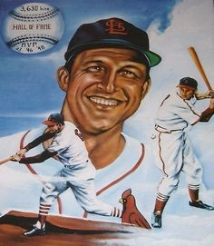 Stan Musial St Louis Cardinals, Mlb, Baseball Cards, Cool Stuff, Celebrities, Free, Celebs, Celebrity, Famous People