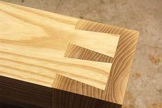 Just like for a hand-cut dovetails, we're going to use the tails as a pattern for cutting the pins. You will want to set up a roller stand to support long..