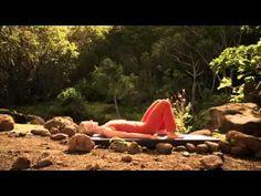Shiva Rea~YOGA~Creative Core & Lower Body 25 Minutes