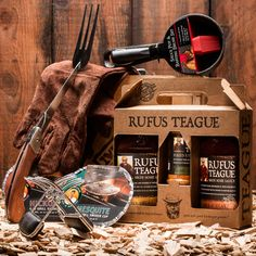 Gather the block around for a modern day Celebration of the Hunt with the Pit Master Crate. Bobby