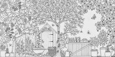"Download ""Adult Coloring Books - Secret Garden"" for free printable ..."