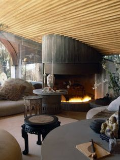 Malibu Dream Home: The Segel/Arquette/McCourt Residence by John Lautner