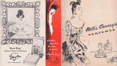 Free Vintage Ephemera from Stampington.com: French Perfume Ads (3) !Sign up for Stampington's email newsletter for to receive free Printables & more!
